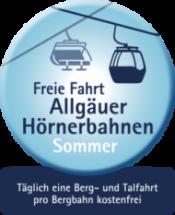 Freie Fahrt Allgäuer Hörnerbahnen – Sommer