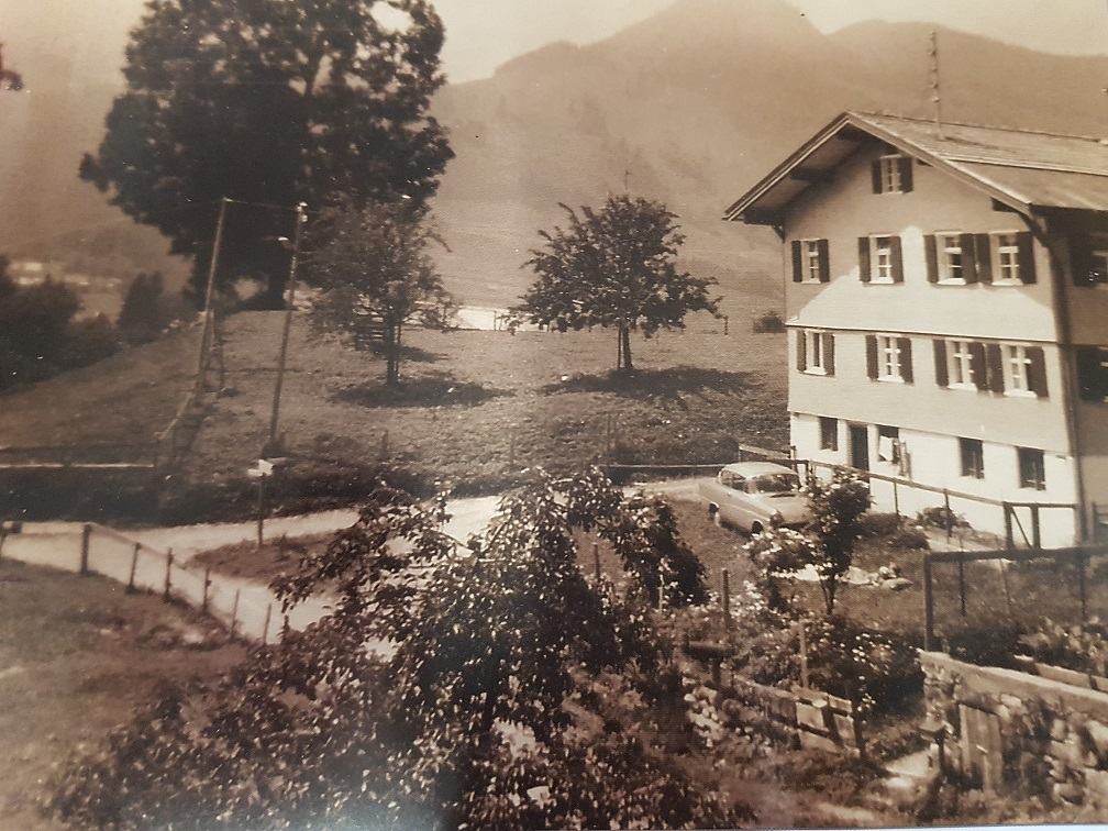 Tannheimer-Hof früher